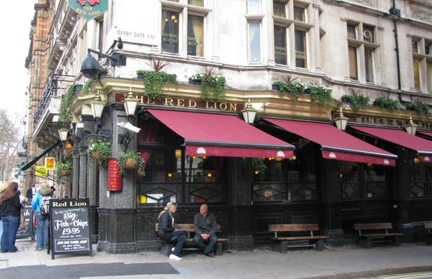 The Red Lion Pub