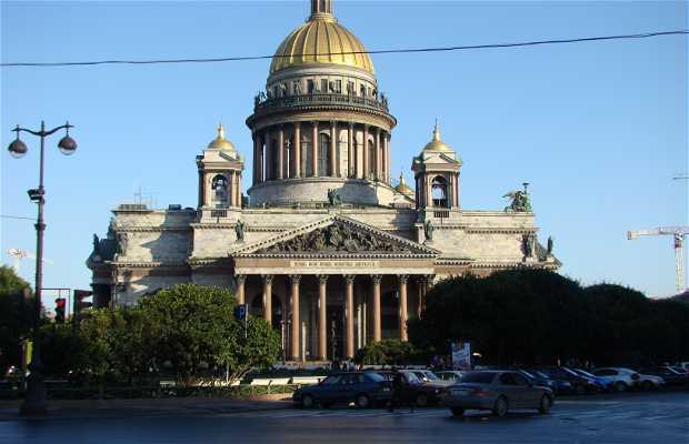 Cattedrale di San Isaac a San Pietroburgo