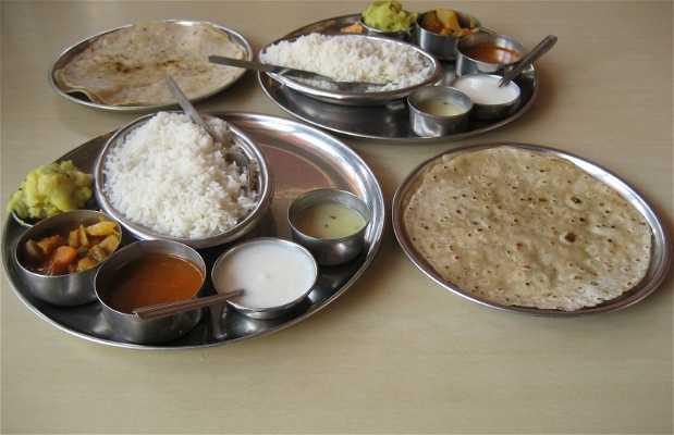 Sri Sangameshwara Restaurant