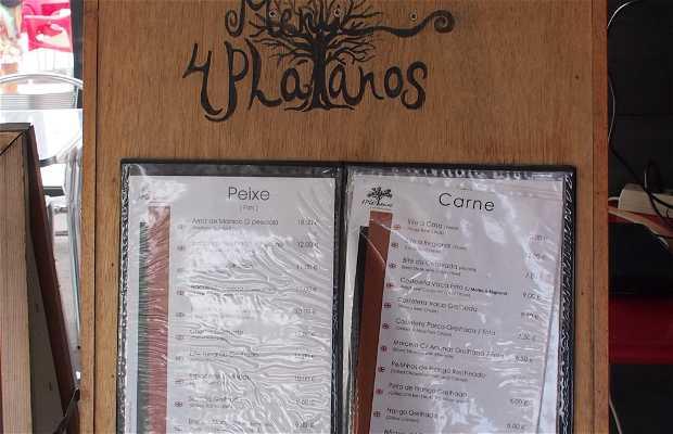 Restaurante 4 Platanos