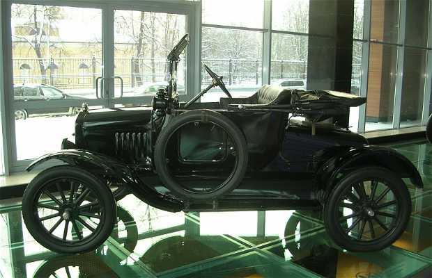 Musée des vieilles automobiles