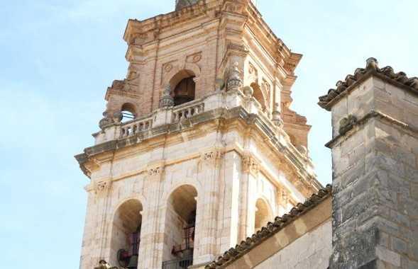 Iglesia Santa María Onteniente