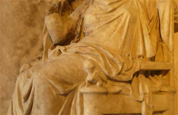 Estatuas griegas del periodo clásico