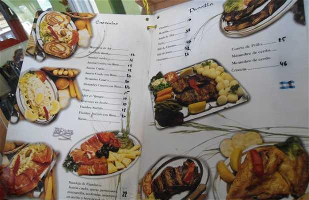 Restaurante La Cruceta