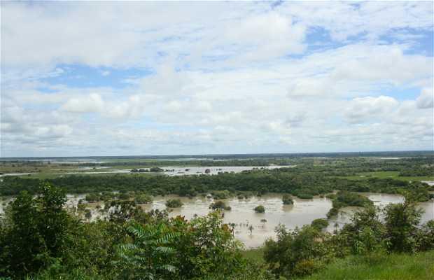 Centro geografico - Mitad de Colombia