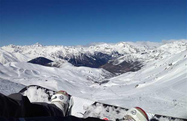 Esqui Boi Taüll