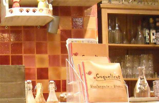 La Boulangerie Cocquelicot