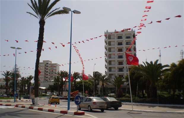 Place du Gouvernorat