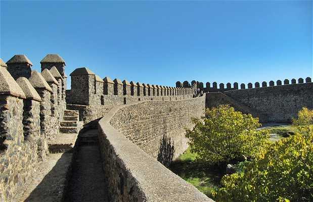 Paseo de la Muralla