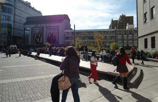Plaza de los tribunales