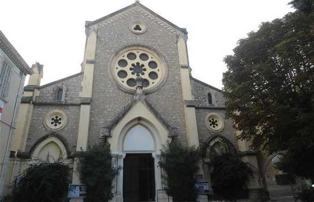 L'église Sainte Philomène