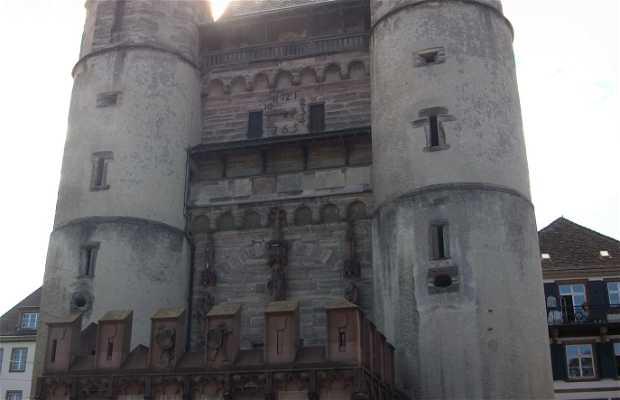 Puertas medievales de Basilea