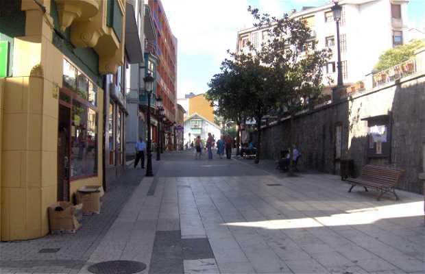 Calle Braulio Busto