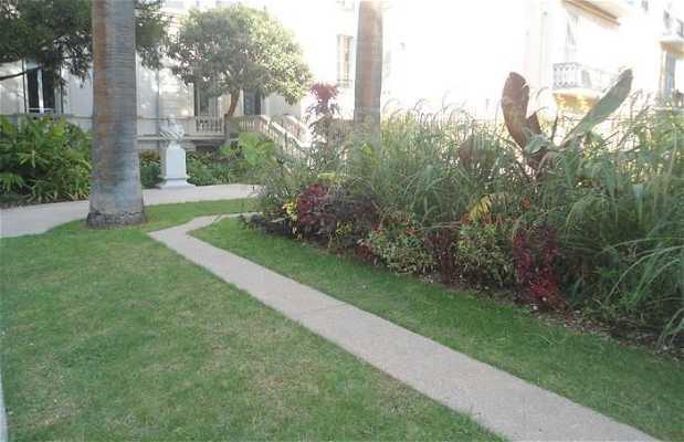 Jardins de la légion d'honneur