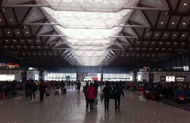 Stazione Ferroviaria di Suzhou