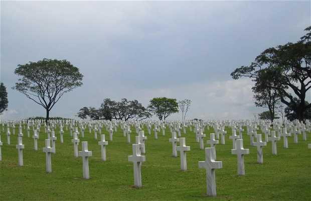 Cementerio y Monumento Americano de Manila