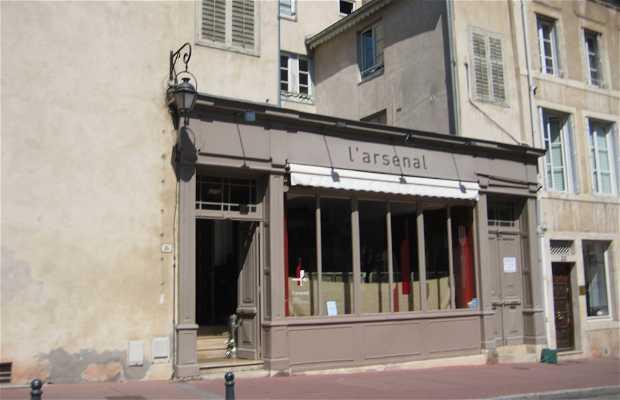 Restaurante l'Arsenal
