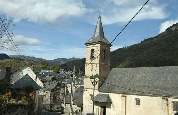 Iglesia Mair de Diu deth Rosèr