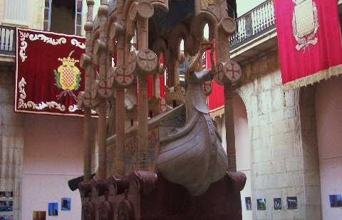 Mausoleo del Rey Jaime I