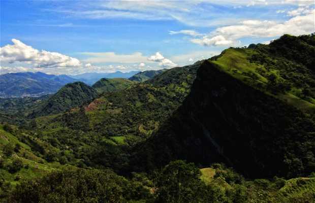 Trekking en Colombia