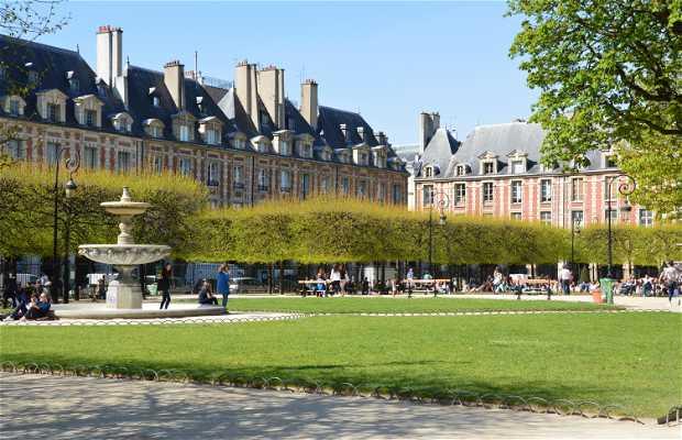 Praça dos Vosges