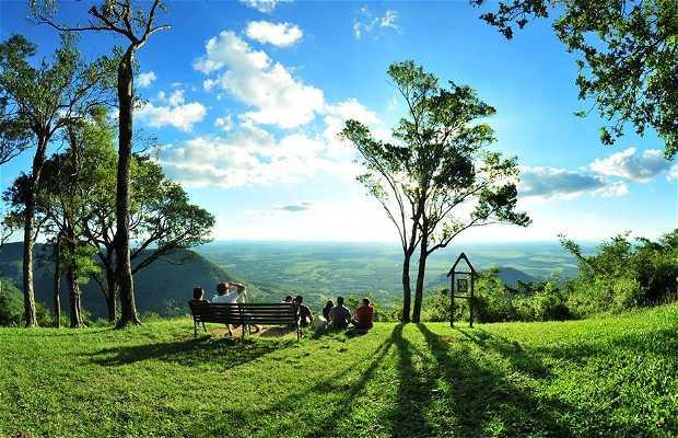 Mirador Cerro Akati