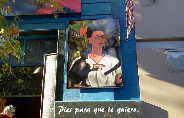 Frida Kahlo Restaurant y Espacio de Arte