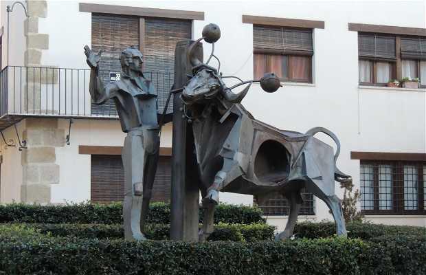 Esculturas de José Gonzalvo