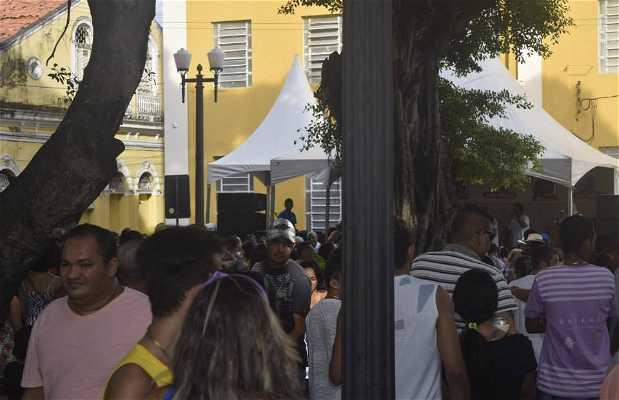 Chorinho e Samba na praça