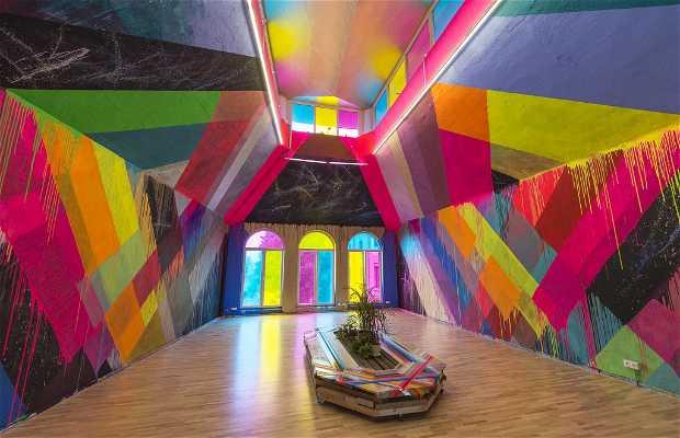 MIMA Millenium Iconoclast Museum of Art