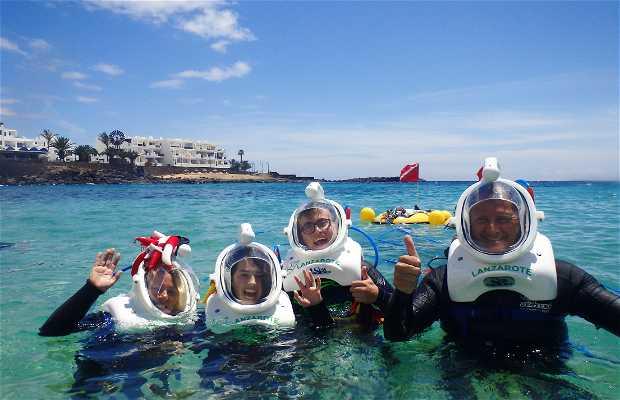 Native Diving Lanzarote