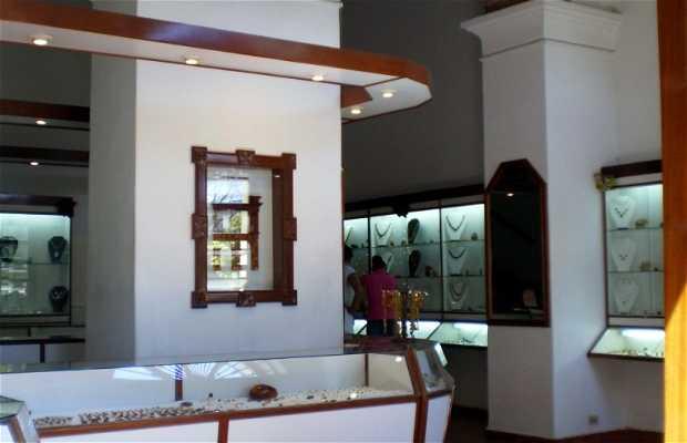 Museo di Ambar a Santo Domingo