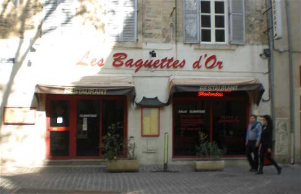 Les Baguettes d'Or