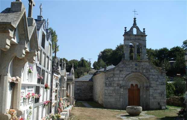Iglesia Santa Maria de Ferreiros