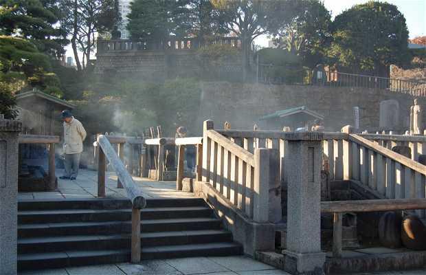 Sengakuji, la tumba de los 47 ronins