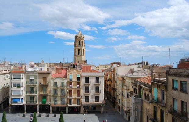 Gaudi Centre Reus