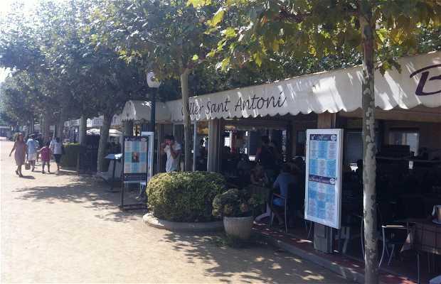 Restaurante Celler Sant Antoni