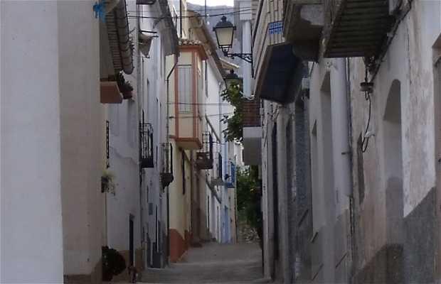 Beniardá Village