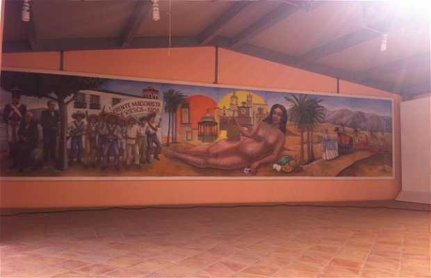 Casa de la Cultura de Viesca