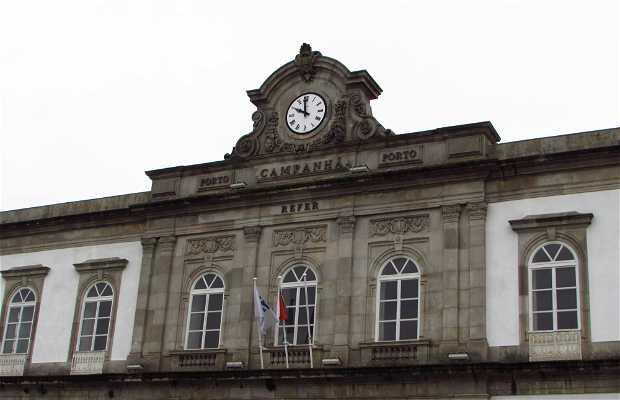 Estação de Comboios de Campanhã - Estação de Trem