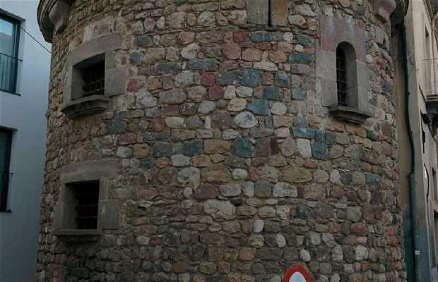 Muro e Torre di Presó