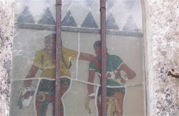 Capilla Notre-Dame-des-Cyclistes