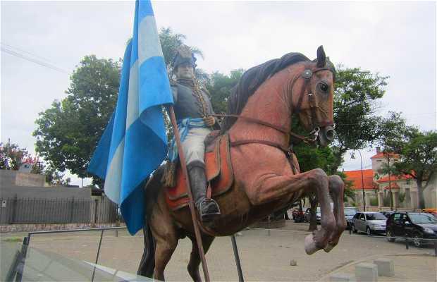 Monument a Belgrano