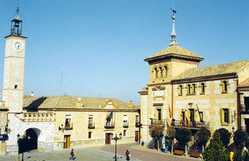 Mairie de Consuegra