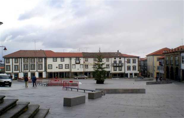 Place Louis Camões o Praça Velha
