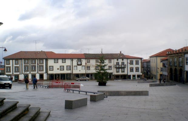 Plaza Luís Camões o Praça Velha