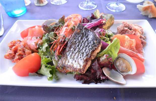 Restaurant Txalupa