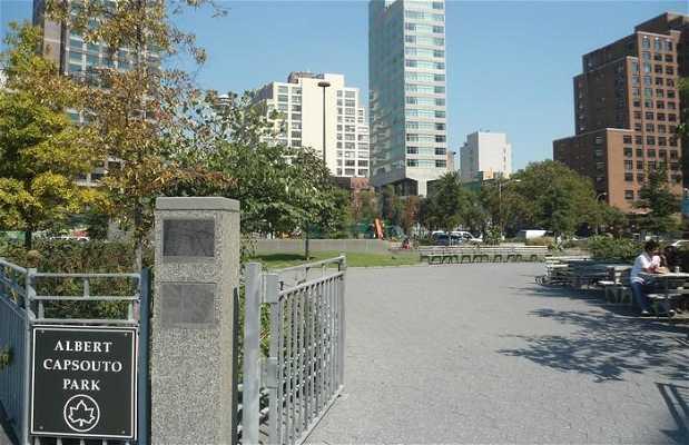 Albert Capsouto Park