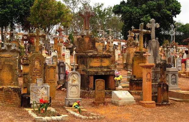 Barichara Cemetery