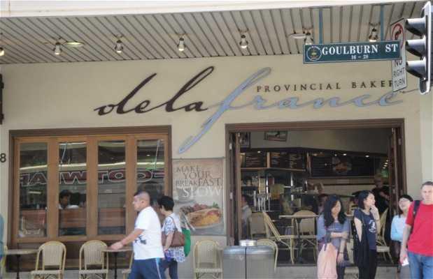 De La France Provincial Bakery